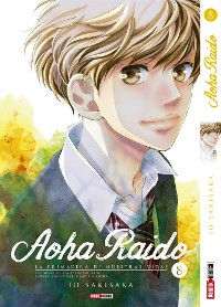 Cover Aoha Raido 8