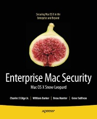Cover Enterprise Mac Security: Mac OS X Snow Leopard