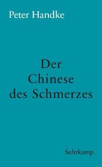 Cover Der Chinese des Schmerzes