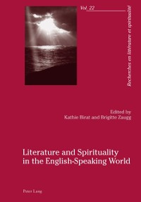 Cover Literature and Spirituality in the English-Speaking World