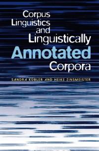 Cover Corpus Linguistics and Linguistically Annotated Corpora