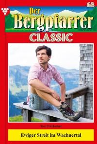 Cover Der Bergpfarrer Classic 63 – Heimatroman