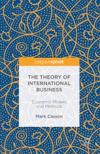 Cover The Theory of International Business
