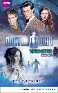 Cover Doctor Who - Totenwinter