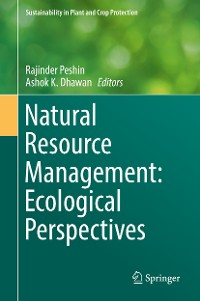 Cover Natural Resource Management: Ecological Perspectives