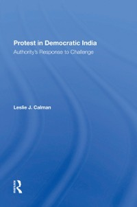 Cover Protest In Democratic India