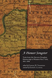 Cover A Pioneer Songster