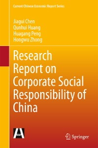 Cover Research Report on Corporate Social Responsibility of China