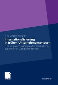 Cover Internationalisierung in frühen Unternehmensphasen