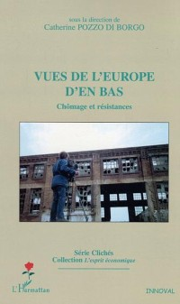 Cover Vues de l'Europe d'en bas