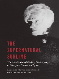 Cover The Supernatural Sublime