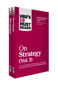 Cover HBR's 10 Must Reads on Strategy 2-Volume Collection