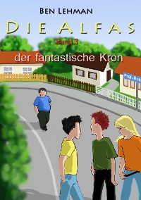 Cover Der fantastische Kron