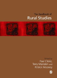 Cover Handbook of Rural Studies
