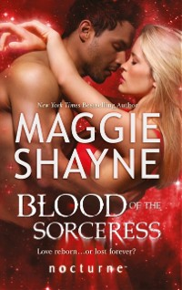 Cover Blood of the Sorceress (Mills & Boon Nocturne) (The Portal, Book 4)