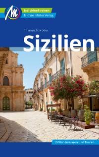 Cover Sizilien Reiseführer Michael Müller Verlag