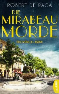 Cover Die Mirabeau-Morde