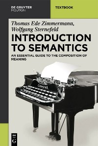 Cover Introduction to Semantics