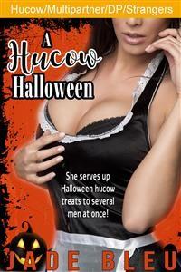 Cover A Hucow Halloween (Hucow Holidays, #1)