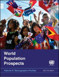 Cover World Population Prospects, The 2015 Revision - Volume II: Demographic Profiles