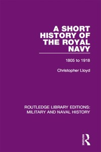 Cover Short History of the Royal Navy