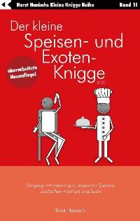 Cover Der kleine Speisen- und Exoten-Knigge 2100