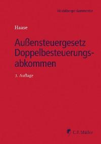 Cover Außensteuergesetz Doppelbesteuerungsabkommen