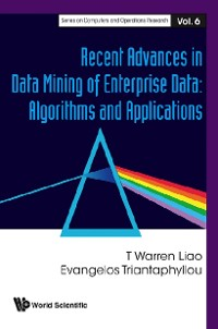 Cover Recent Advances In Data Mining Of Enterprise Data: Algorithms And Applications