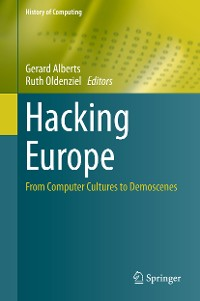 Cover Hacking Europe