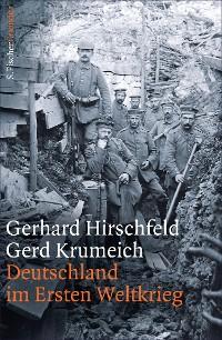 Cover Deutschland im Ersten Weltkrieg