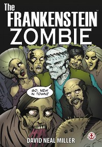 Cover The Frankenstein Zombie