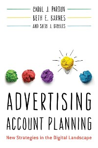 Cover Advertising Account Planning