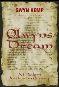 Cover Olwyn's Dream~A Modern Arthurian Odyssey