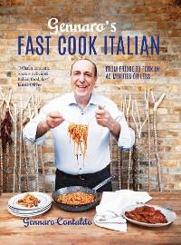 Cover Gennaro's Fast Cook Italian
