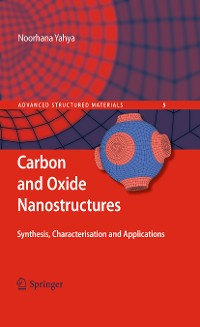Cover Carbon and Oxide Nanostructures