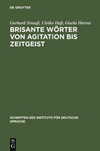 Cover Brisante Wörter von Agitation bis Zeitgeist