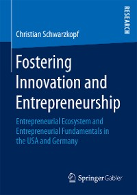 Cover Fostering Innovation and Entrepreneurship