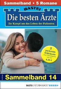 Cover Die besten Ärzte 14 - Sammelband