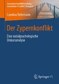 Cover Der Zypernkonflikt