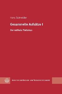 Cover Gesammelte Aufsätze I