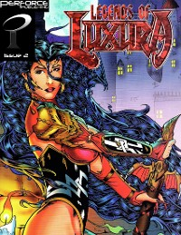 Cover Legends of Luxura #03