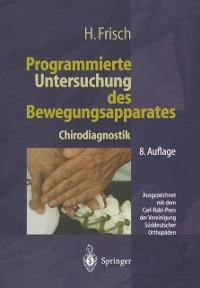 Cover Programmierte Untersuchung des Bewegungsapparates