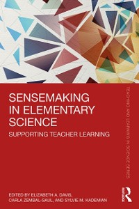 Cover Sensemaking in Elementary Science