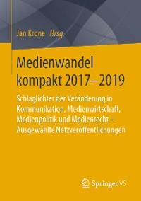 Cover Medienwandel kompakt 2017-2019