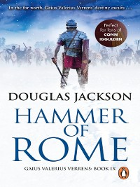 Cover Hammer of Rome