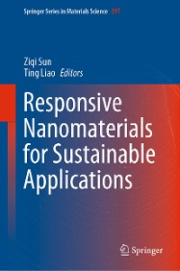 Cover Responsive Nanomaterials for Sustainable Applications