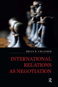 Cover International Relations as Negotiation