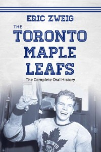 Cover The Toronto Maple Leafs
