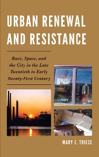 Cover Urban Renewal and Resistance