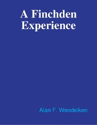 Cover A Finchden Experience